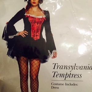 Halloween Costume Vampire Dress